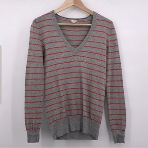 J Crew Womens S V Neck Sweater